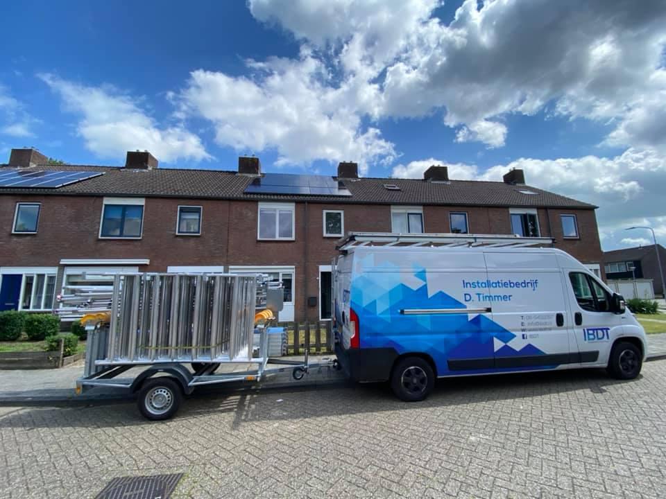 Loodgieter Assen | Installatiebedrijf D. Timmer